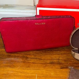 Coach Wallet ~ Gently Used ~ Lots if Life